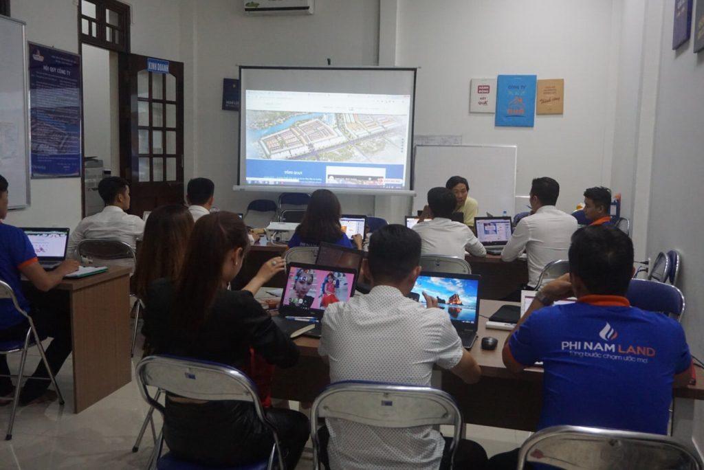 Đào tạo nhân viên Marketing online tại Bình Dương