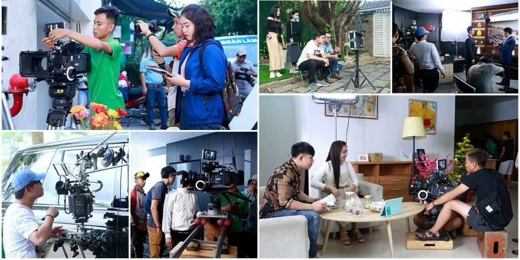 dịch vụ quay phim giới thiệu doanh nghiệp tại bình dương