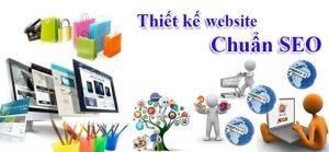 Thiết kế web chuẩn SEO tại Bình Dương