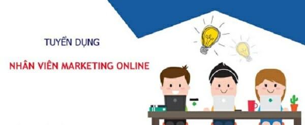 Tuyển dụng nhân viên marketing online cho doanh nghiệp tại Bình Dương