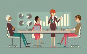 Phòng marketing cam kết doanh số là gì?